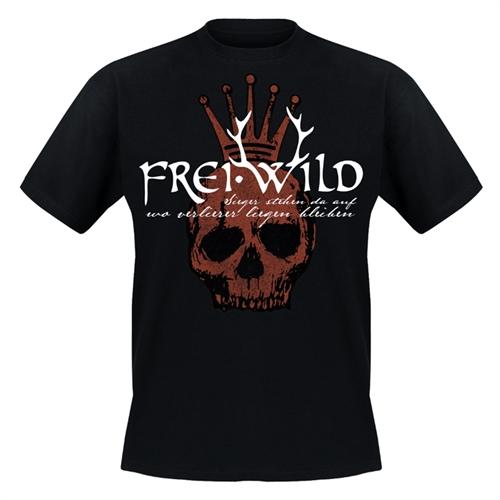 Frei.Wild - Brixen Shop Sieger, T-Shirt
