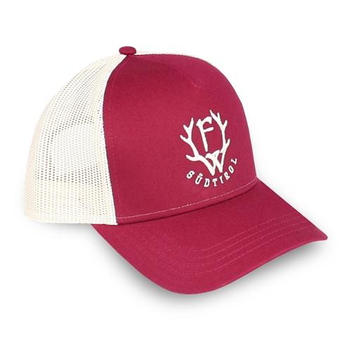Frei.Wild - Brixen Shop F-W, Trucker Cap (bordaux)