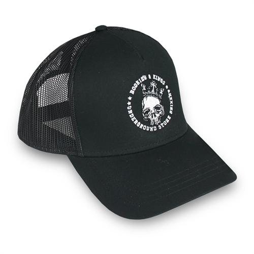 Frei.Wild - Brixen Shop R&K, Trucker Cap (schwarz)