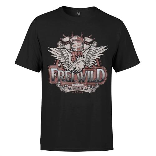 Frei.Wild - Brixen Shop Eagle, T-Shirt (NEU)