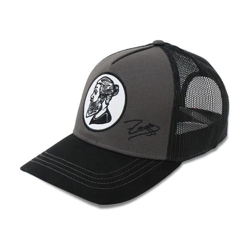 Frei.Wild - Brixen Shop, Zegga Cap (black)