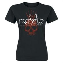 Frei.Wild - Brixen Shop Sieger, Girl-Shirt