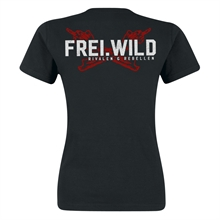 Frei.Wild - Brixen Shop Moonlight, Girl-Shirt