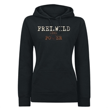 Frei.Wild - Brixen Shop Girl Power, Girl-Kapu