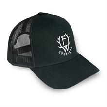 Frei.Wild - Brixen Shop F-W, Trucker Cap (schwarz)