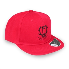 Frei.Wild - Brixen Shop F-W, SnapBack Cap (rot), Kinder
