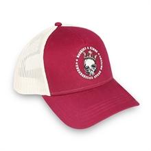 Frei.Wild - Brixen Shop R&K, Trucker Cap (bordaux)