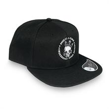 Frei.Wild - Brixen Shop R&K, SnapBack Cap (schwarz)