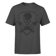 Frei.Wild - Brixen Shop R&R, T-Shirt (grau)