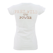 Frei.Wild - Brixen Shop Girl Power, Girl-Shirt